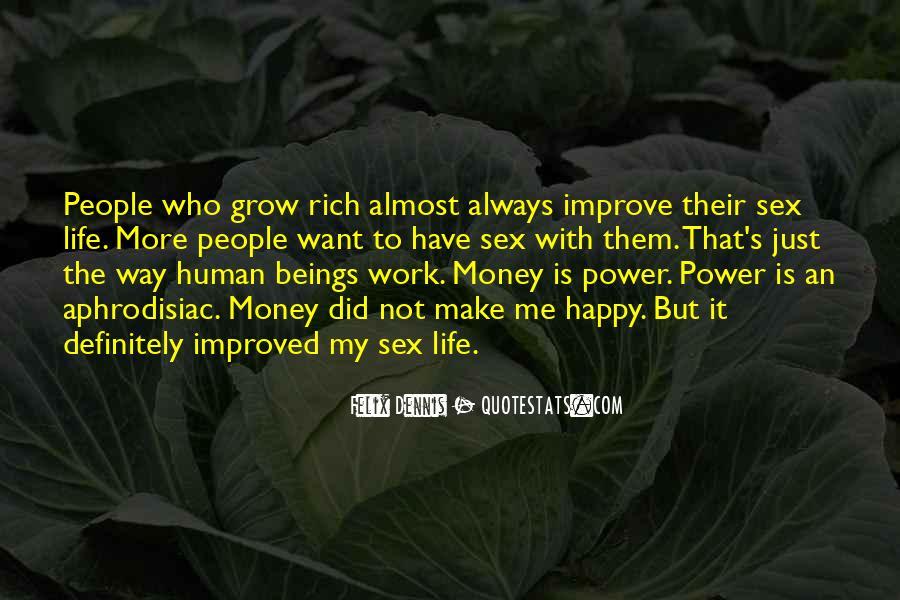 Power Is Money Quotes #2837