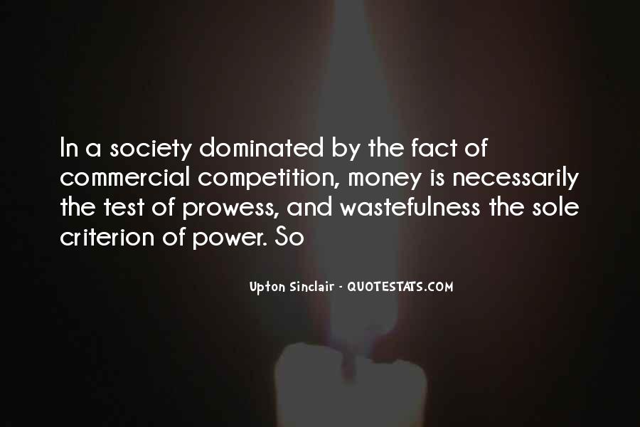 Power Is Money Quotes #298208