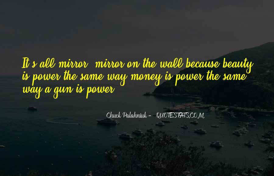 Power Is Money Quotes #300431