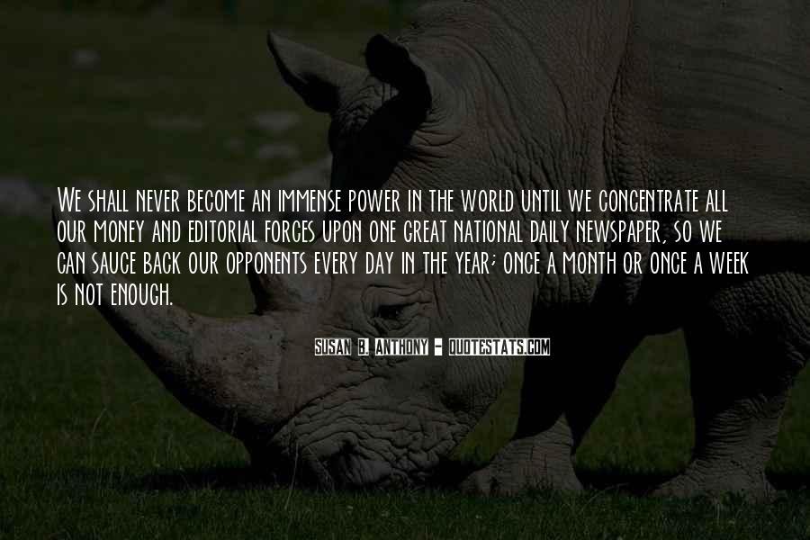 Power Is Money Quotes #310516