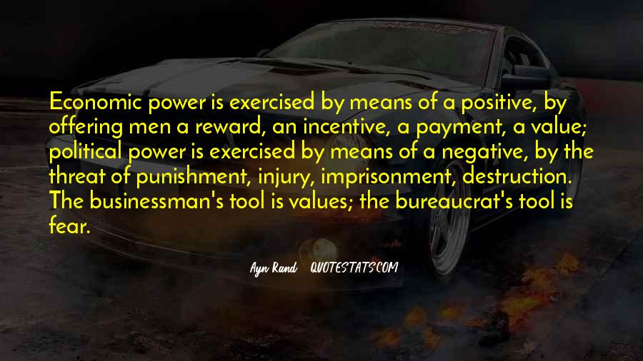 Power Is Money Quotes #321027