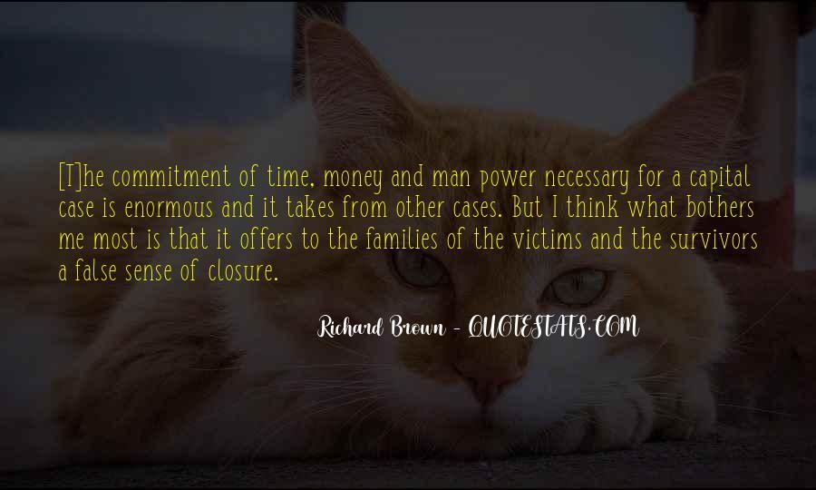 Power Is Money Quotes #356351