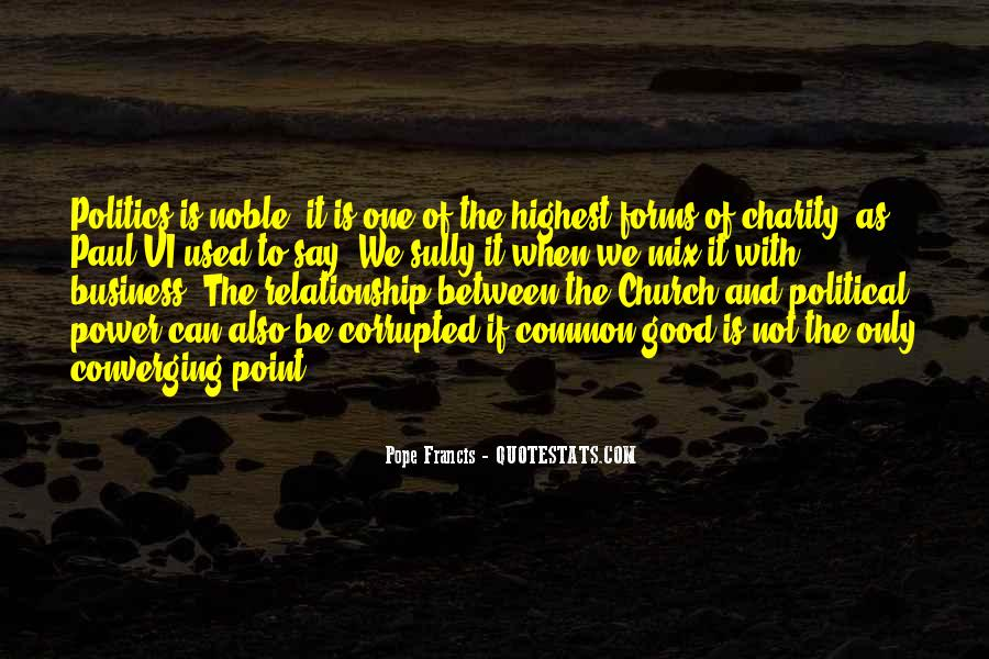 Power Is Money Quotes #37055