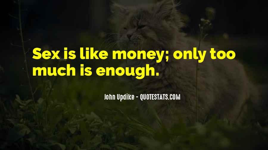 Power Is Money Quotes #401213