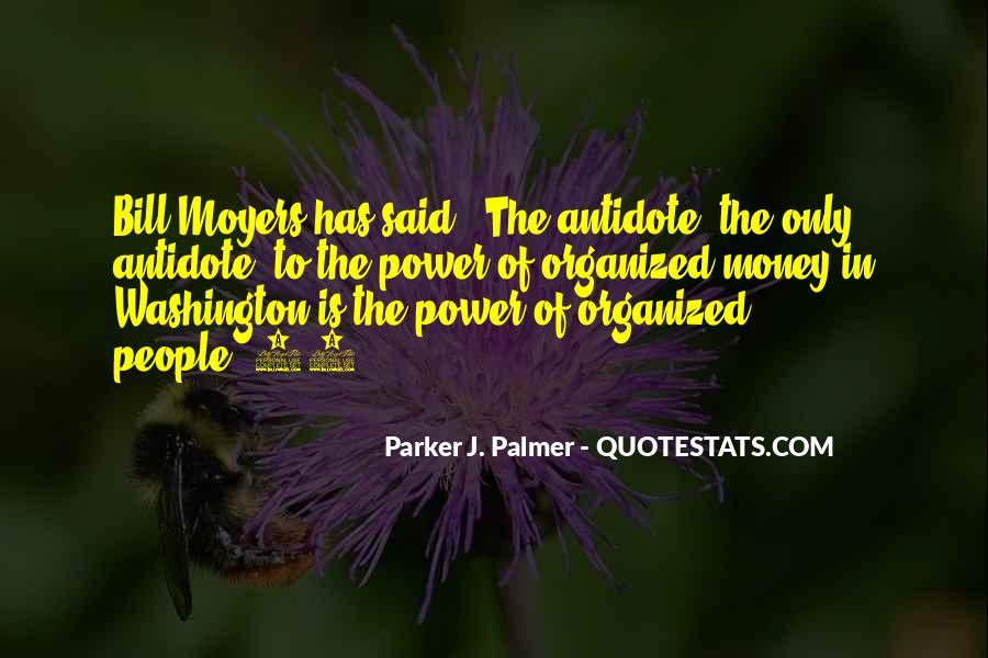 Power Is Money Quotes #412915