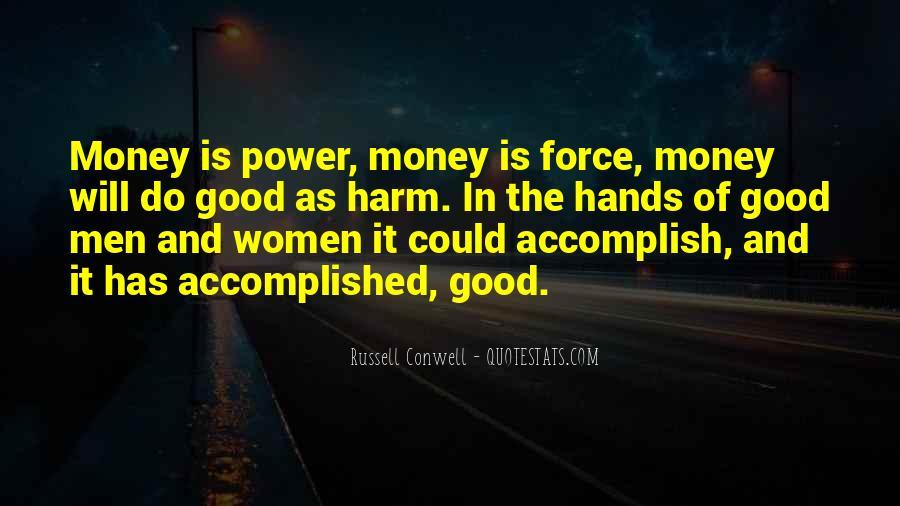Power Is Money Quotes #413815