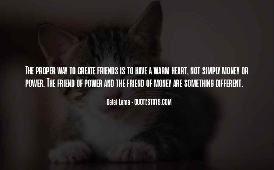Power Is Money Quotes #434378