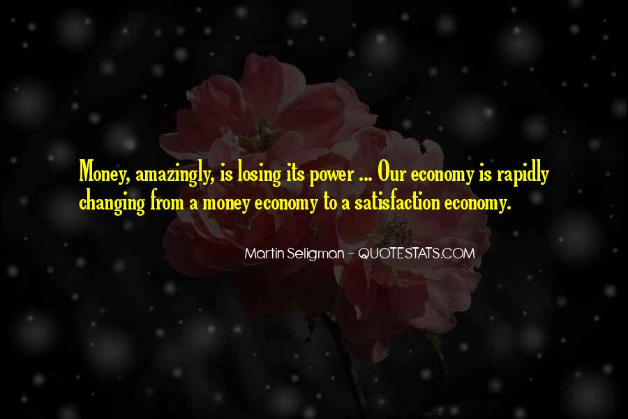 Power Is Money Quotes #447045