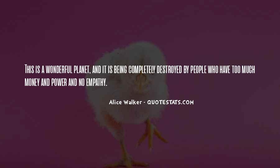 Power Is Money Quotes #457028