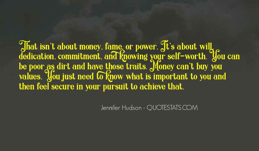 Power Is Money Quotes #469065
