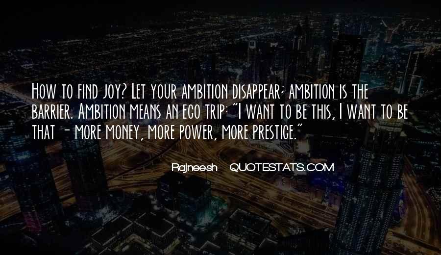 Power Is Money Quotes #521174