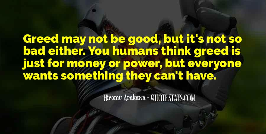 Power Is Money Quotes #54355