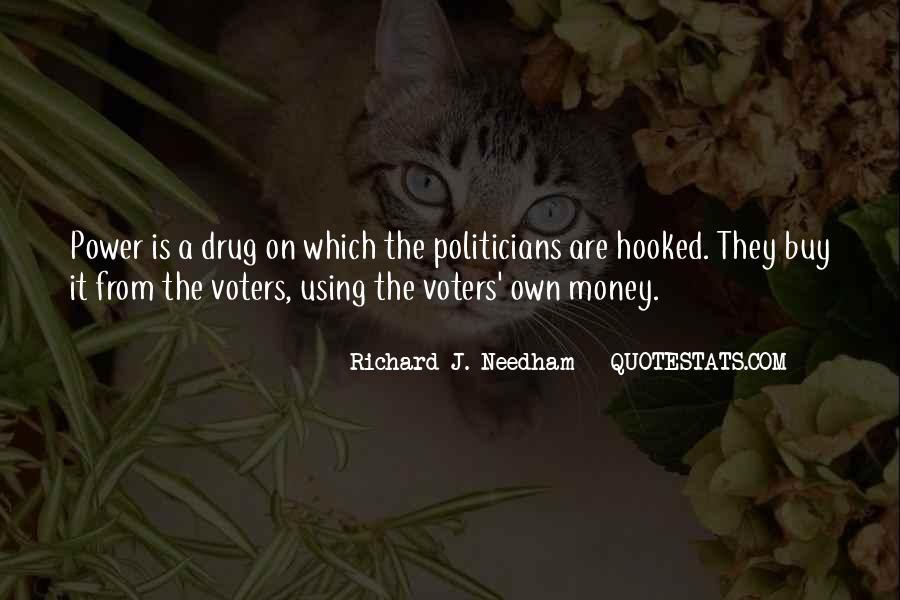 Power Is Money Quotes #89244