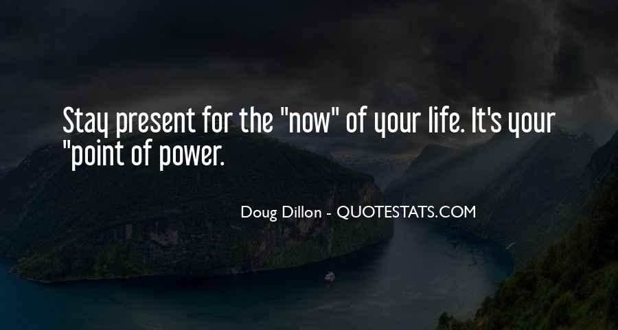Power Now Quotes #140677