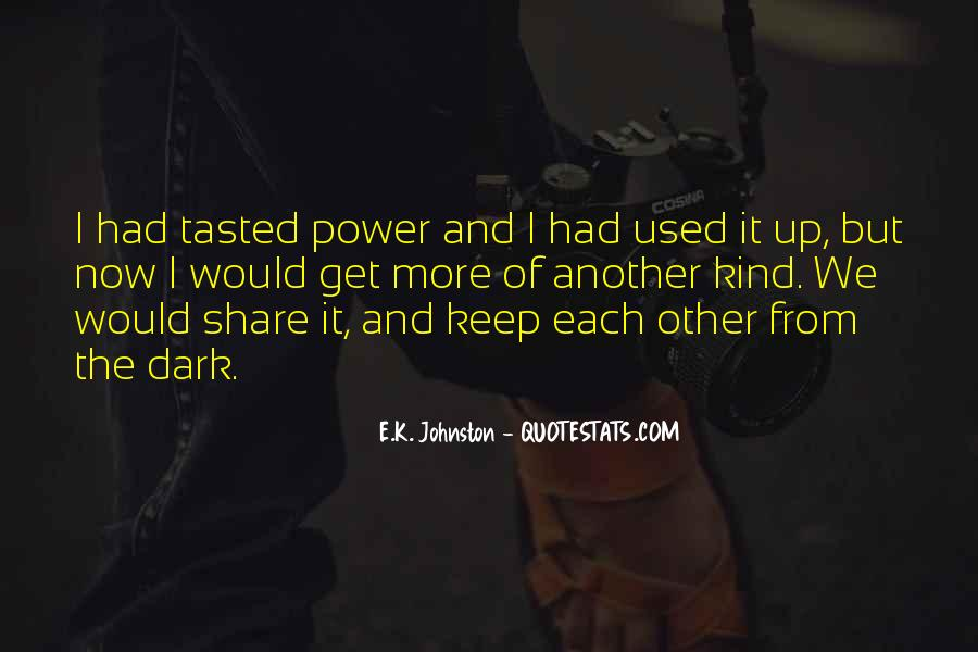 Power Now Quotes #191318