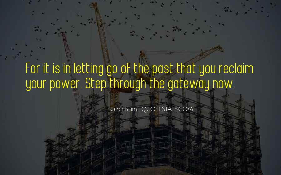 Power Now Quotes #195444