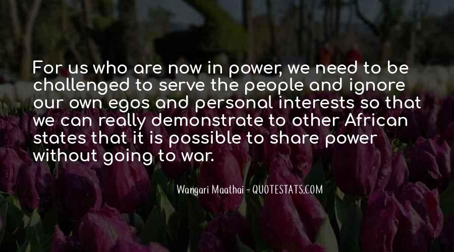 Power Now Quotes #20477