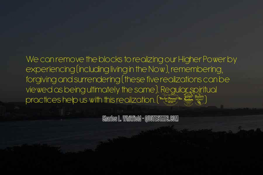 Power Now Quotes #235900