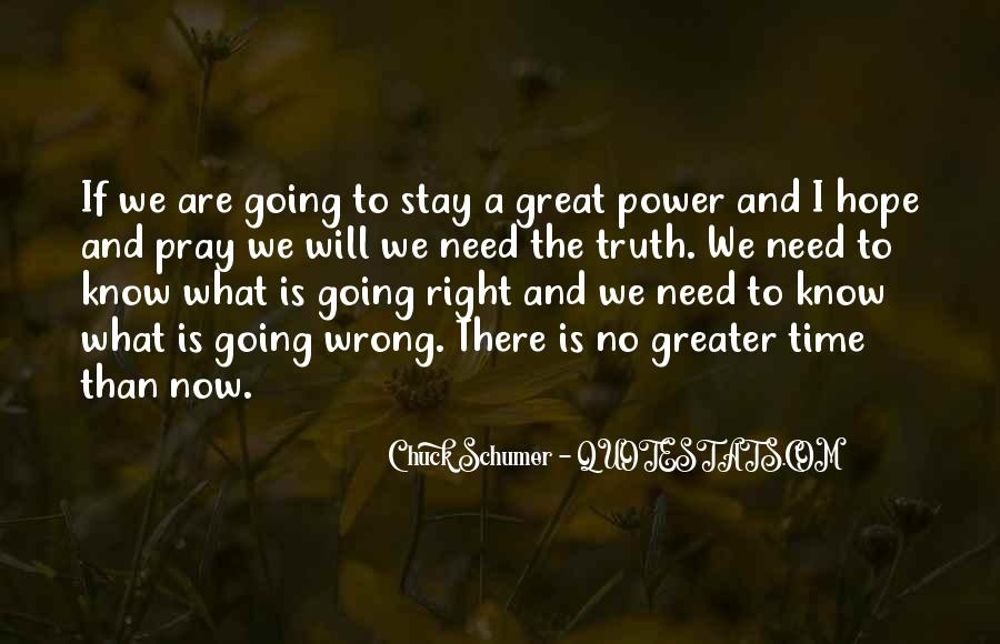 Power Now Quotes #266473