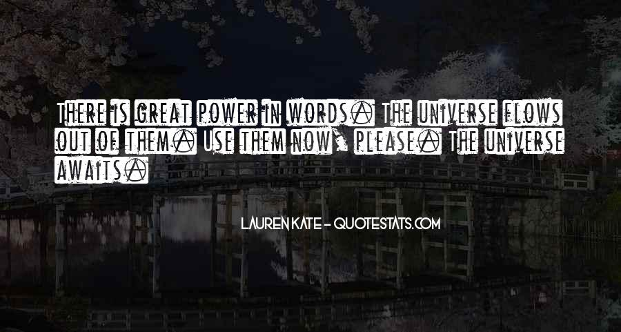 Power Now Quotes #62133