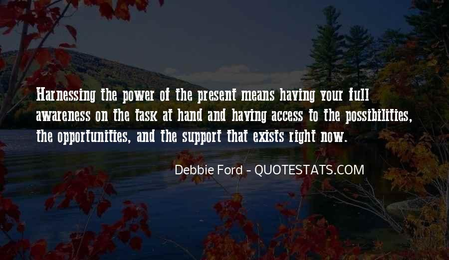 Power Now Quotes #75325
