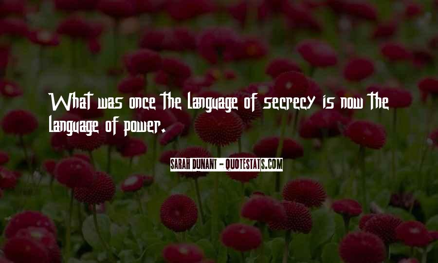Power Now Quotes #86539