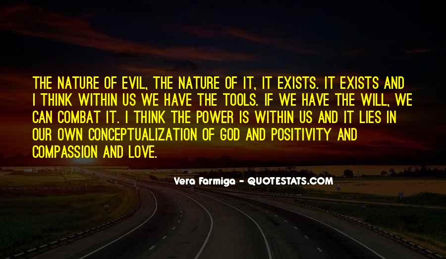 Power Of God Love Quotes #1018985