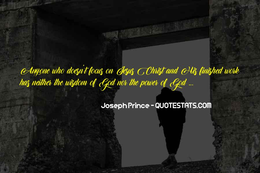 Power Of God Love Quotes #1163689