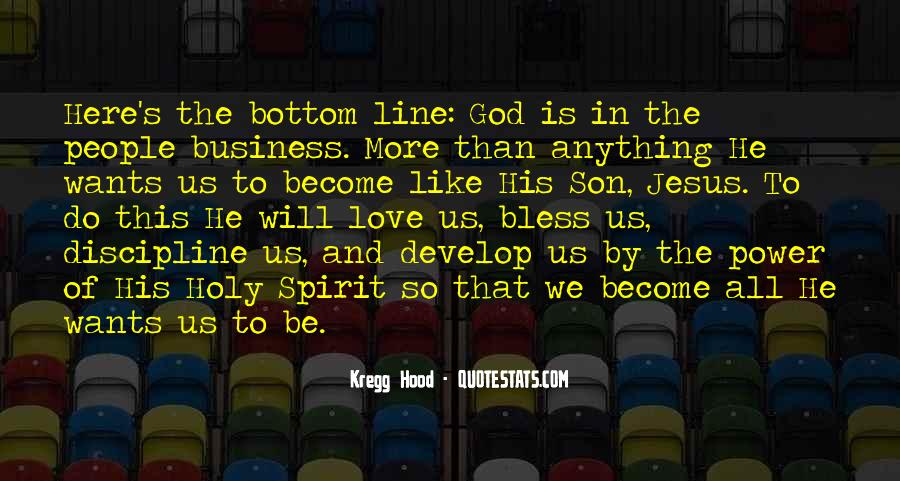 Power Of God Love Quotes #118391