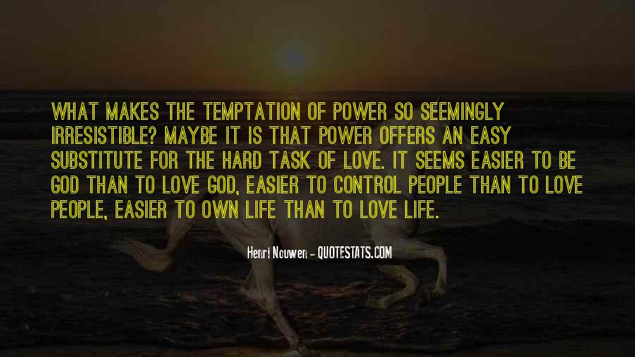 Power Of God Love Quotes #119641