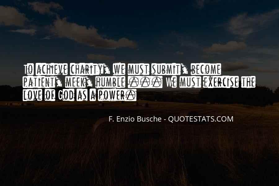 Power Of God Love Quotes #130258