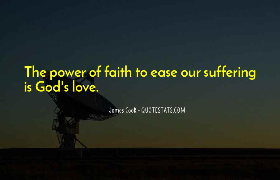 Power Of God Love Quotes #185609