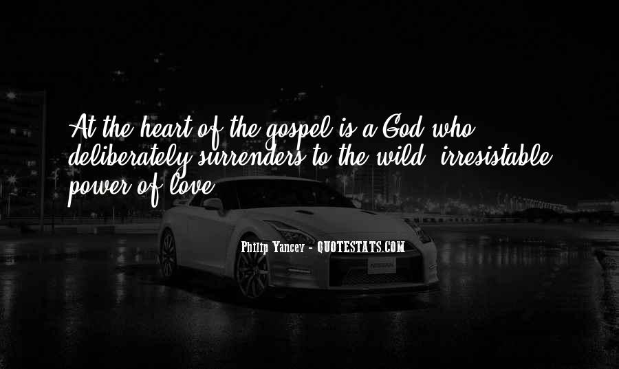 Power Of God Love Quotes #200418