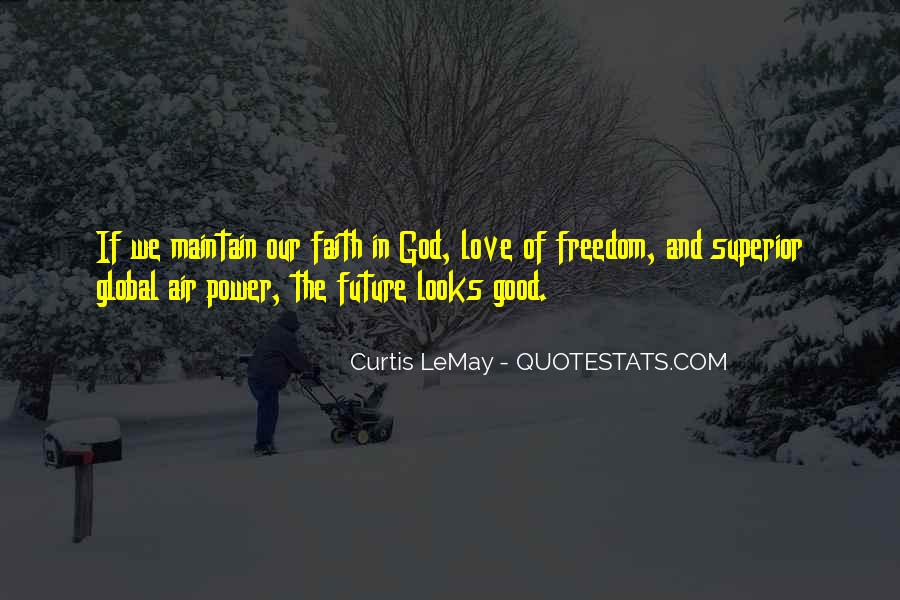 Power Of God Love Quotes #352667