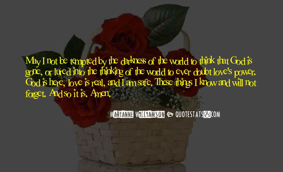 Power Of God Love Quotes #619583