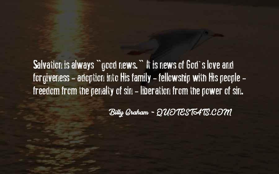 Power Of God Love Quotes #643636