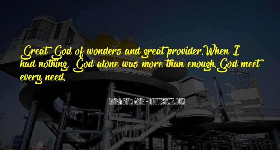 Power Of God Love Quotes #681939