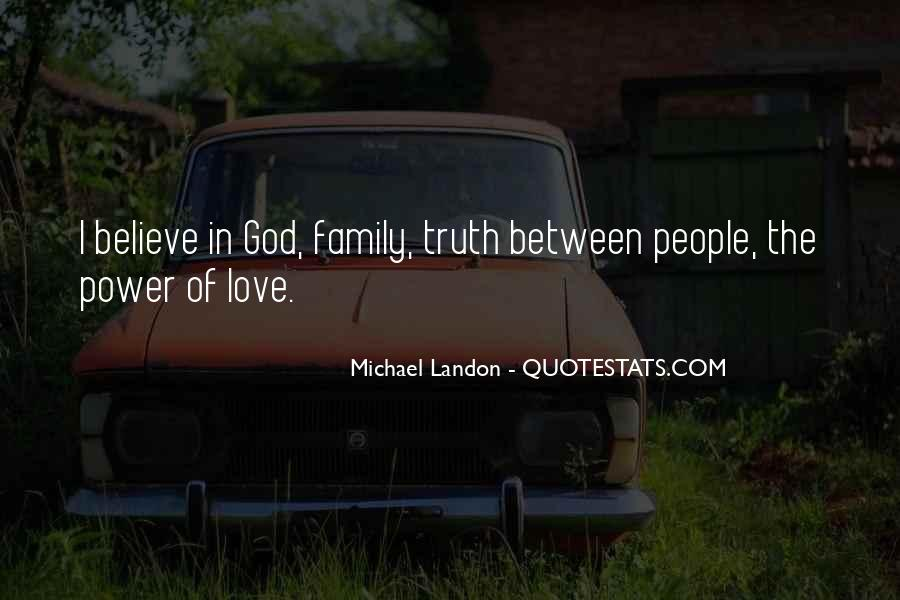 Power Of God Love Quotes #790894