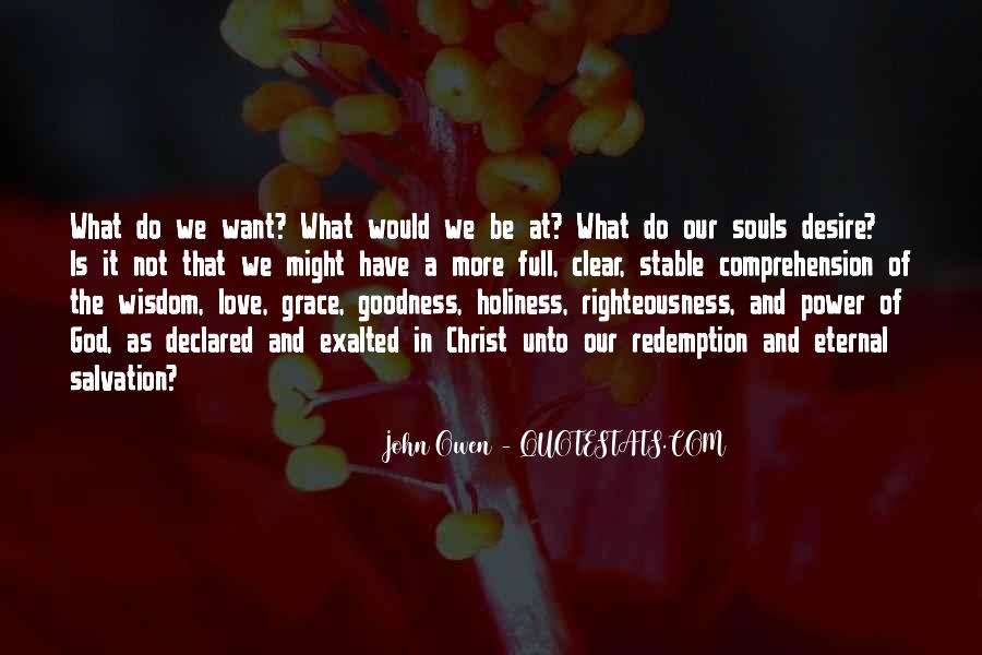 Power Of God Love Quotes #838248