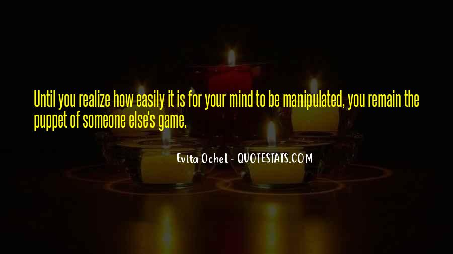Power Of Mind Quotes #13068