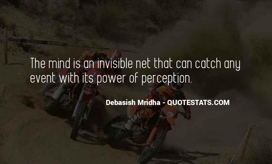 Power Of Mind Quotes #134593