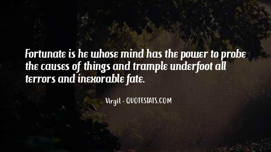 Power Of Mind Quotes #224385