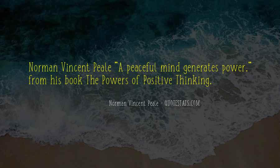 Power Of Mind Quotes #26702
