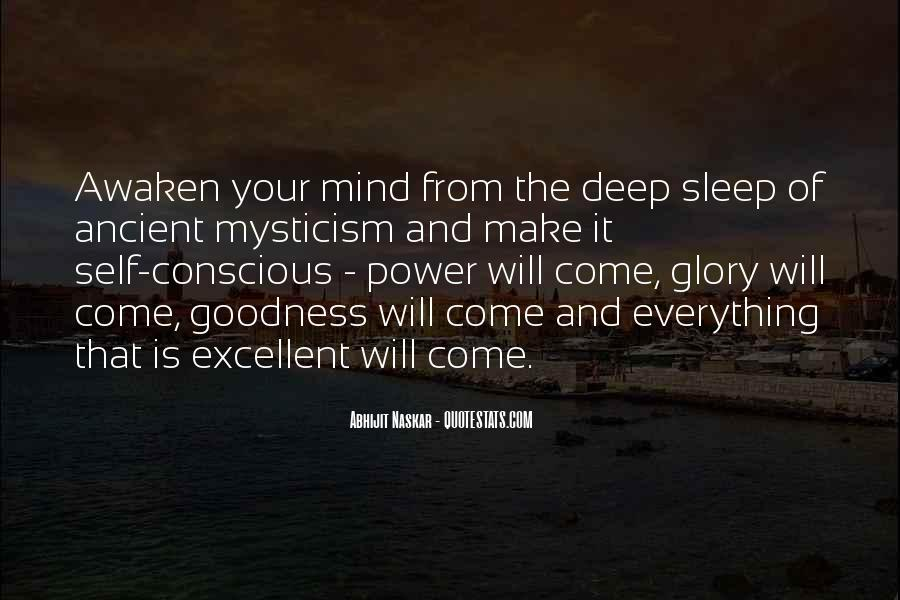 Power Of Mind Quotes #72259