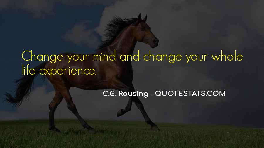 Power Of Positive Feedback Quotes #1259715