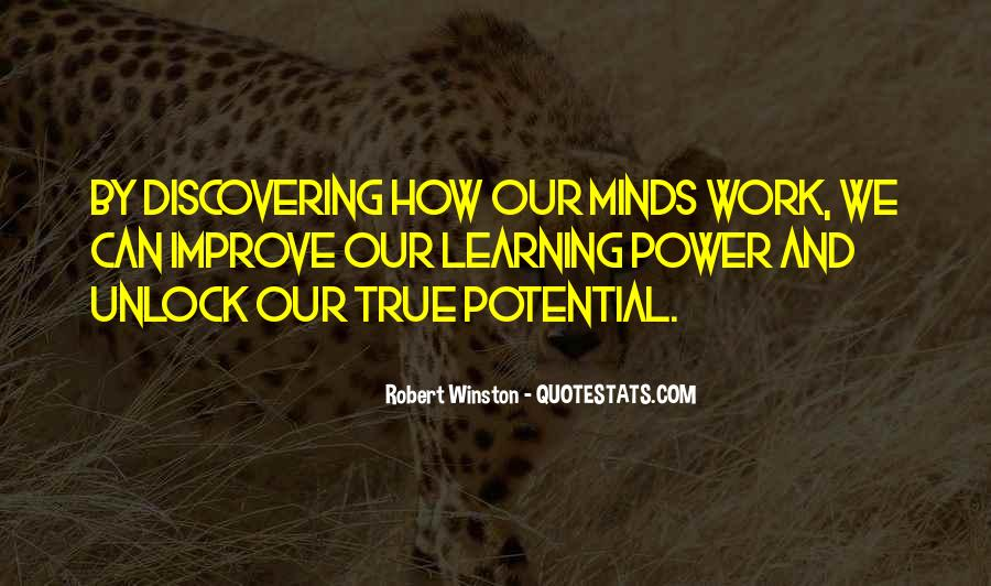 Power Of Positive Feedback Quotes #1866945