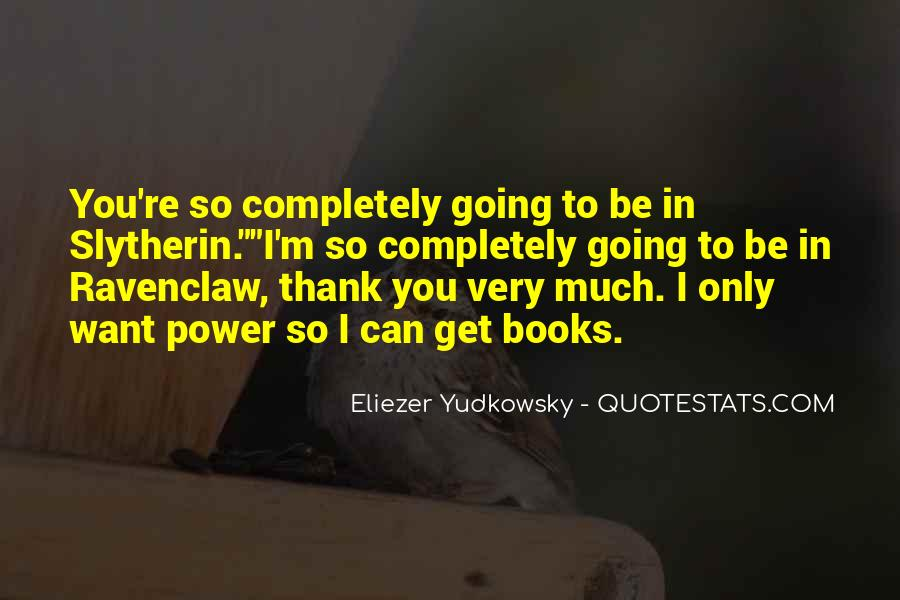 Power Of Thank You Quotes #1080848