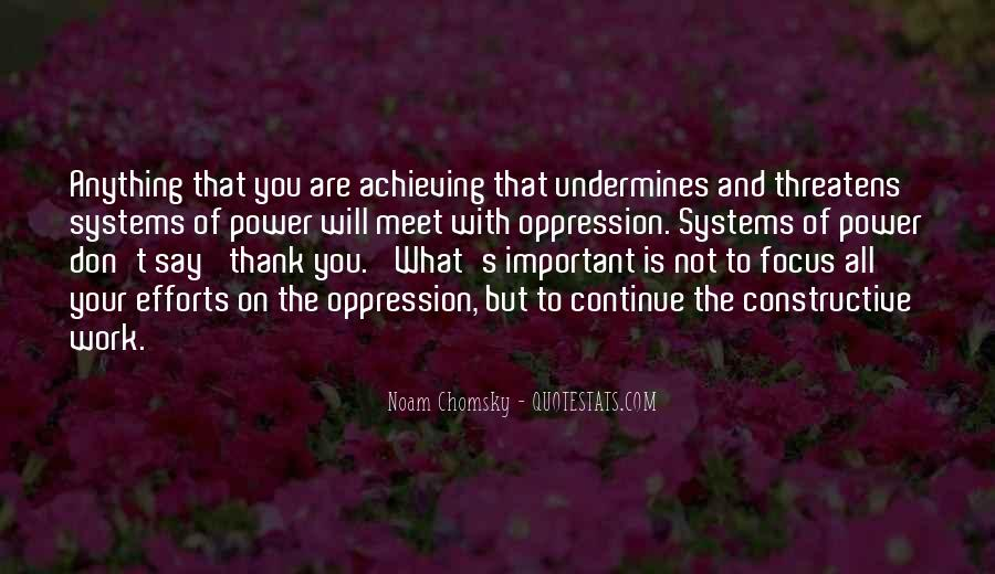 Power Of Thank You Quotes #862607