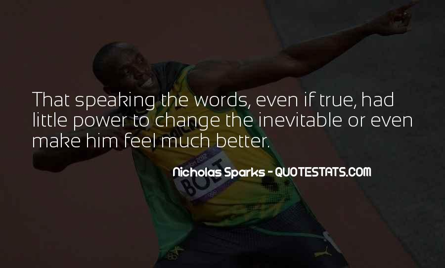 Power To Make A Change Quotes #1188386