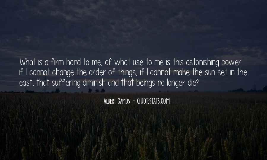 Power To Make A Change Quotes #1573938